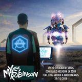 MYLES ROBINSON LIVE @ O2 ACADEMY LEEDS - DON DIABLO HEXAGON UK TOUR - 28/10/2016