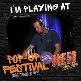 RadioMetro Pop-Up Festival Opening Set - May 2015