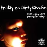 The Darkside LIVE on Dirtybass.FM 02-10-15
