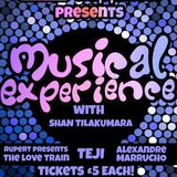 Love And Happiness Presents -Musical Experience on 05.11.16 @ Royal Star - EC1V 2PN