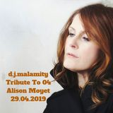 Tribute To 04 / Alison Moyet (2019)