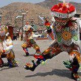 1696 - Mountain People Dance Ritual