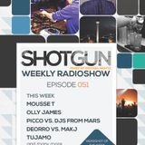 Michael Nightz :: SHOTGUN #051 [12.08.2014 | 21.00-22.00 (CEST) | by Dancetime.FM]