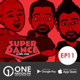 Onenation.fm Presenta Super Dance con Cristian Sequeira - Gonzalo Zeta y Javier Noya (EP11 14-04-17)