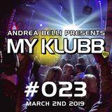 MY KLUBB #023 WEEK 09-2019