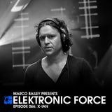 Elektronic Force Podcast 066 with X-IAN