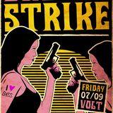 Hongi's DJ Set from Brutal Strike party @ The Volt 7/9/2012