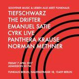 Tiefschwarz - Live @ Souvenir Music & Lieben Alle present, Funkhaus (Berlin, DE) - 07.04.2017