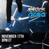 Sirius XM Electric Area - #GuestRoomMix 17/11-16