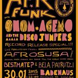 Tropical Timewarp presents: AFROFUNK SPECIAL at Badehaus Berlin - Bestmate? & Bela Patrutzi