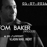 Tom Baker Live @ EGGO Beach La Playa - July 2016