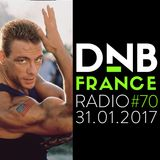 DnB France radio 070 - 01/02/2017 - Hosted by Mc Fly Dj