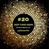 Deep Tunes Radio #20inkl. Guest mix of Mrs. Velvet Velsen