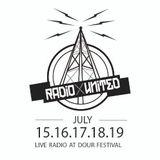 Quindo op Dour Festival 2015 met Radio United