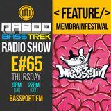 BASS TREK 65 with DJ Daboo on bassport.FM