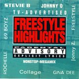 Freestyle Highlights Nonstop-Megamix