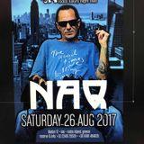 Naq at La Scala (Rhodes-Grèce) 26 Aug 2017