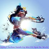 DjSky7   Techno Hands Up  Mix (150 Bpm Re-Work)