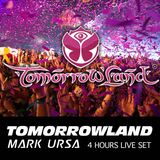 Tomorrowland 2015 - Mark Ursa (4hr Live Set)
