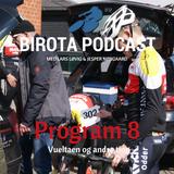 Program 8: Vueltaen og andre ting