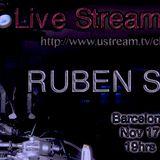 Live Streaming Dj Set: Ruben Seoane