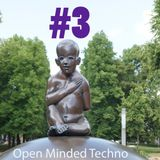 Open Minded Techno #3 07.05.2016