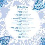 Rebellion - Rebel Tactics [Jungle Drum + Bass 2010]