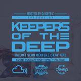 Keepers Of The Deep Episode 4. Kalin (Philadelphia), Sean Dexter (SF), & Okay Fine (D.C.) 11-6-18