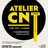 Atelier de culture populaire CNT : les luttes du logement d'hier à aujourd'hui