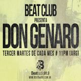Beat Club - Don Genaro - October 2015