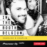In The Booth Belgium - Charlise N Chaplin
