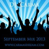 DJ Carma September Mix 2013