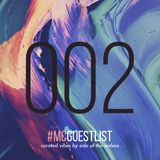 MC GUEST LIST 002 - SOLE OF THE WOLVES