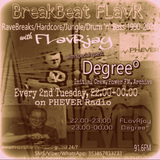 BreakBeat FLavR with FLavRjay & Guest this week, Degreeº. 10-Aug-17