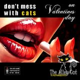 Don't Mess with Cats 10.02.2017 - On Valentines Day