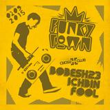 dj ichbin @ cross club 02-09-15 #funkytown