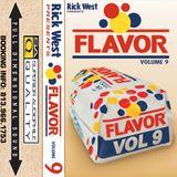 Rick West - Various Artist - Flavor 9 Mixtape Side R (Autumn 1997)