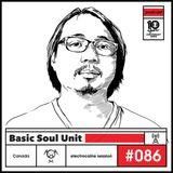 electrocaïne session #086 - Basic Soul Unit