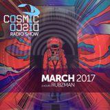 COSMIC DISCO RADIOSHOW - MARCH 2017
