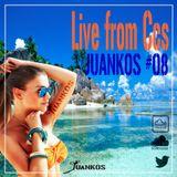 JUANKOS#48 Live from Ccs (Trap,Moonbahton,dubstep) (2017)