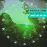 Burningmax Live • Nowhere 2013 • Garden of Drama