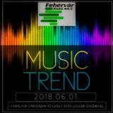 Mr. Tom - Music Trend (2018.06.01.) - Live @ Fehervar Radio