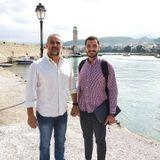 M.BAMBOYKAΣ: Κατεβαίνει υποψήφιος στο Ρέθυμνο μαζί με τον Θ. Νίνο - Η ατζέντα & το μεγάλο στοίχημα