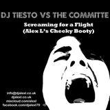 DJ Tiesto Vs The Committe -  Screaming for a Flight (Alex L's Cheeky Booty)
