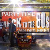 Party Time 80's Flash Back - Denny van der Meer