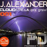 J.Alexander - :CloudStream:/pra 'grsiv/:  001  03 Nov 2018