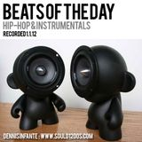 Beat of the Day: Hip-Hop & Instrumentals (2012)