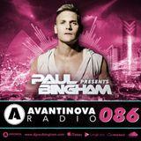 #86 PAUL BINGHAM - AVANTINOVA RADIO