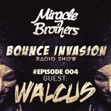 Bounce Invasion 004/w Walcus