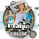 dj Chichou  @ Magic Cruise 11-10-2014
